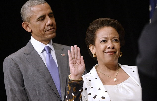 Loretta Lynch Vows 'DOJ To PROSECUTE Americans For Anti-Muslim Speech' (Video)