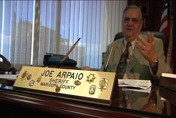 Sheriff Joe Arpaio Encourages Armed Citizens To Take Action At Valley Malls For The Holidays (Video)