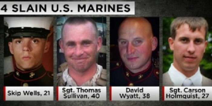 Navy Concludes Chattanooga Shooting WAS Inspired By Foreign TERRORISTS