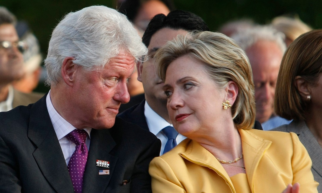 Bill-Hillary
