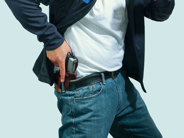 Concealed Handgun Permit Holders Stop Four Violent Crimes In Five Days