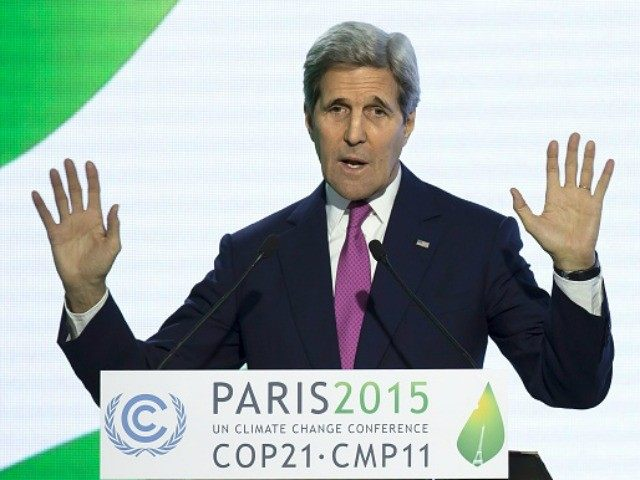 Kerry's CONFESSION At COP-21 Conf. Has World Leaders FUMING, And Obama Looking Like A FOOL (Video)