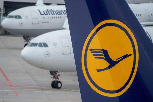 Lufthansa-Planes