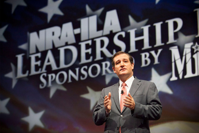 Cruz Reacts To San Bernardino: 'Now, More Than Ever, Americans MUST Be Armed'