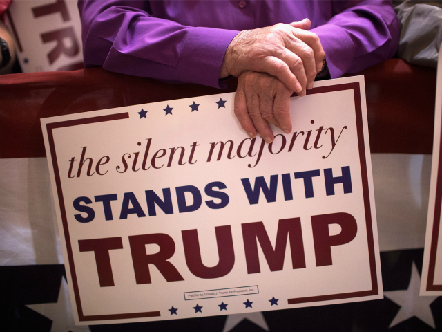 PROOF Donald Trump GALVANIZES The 'Silent Majority,' And They Will Vote For Him