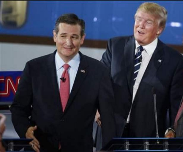 Sin City SHOWDOWN: Trump, Cruz Tight In Polls Heading Into GOP Debate