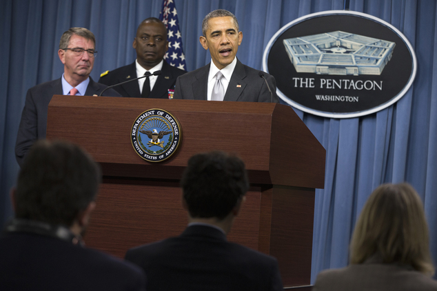 Obama: 'We Are Hitting ISIL Harder Than Ever' (Video)