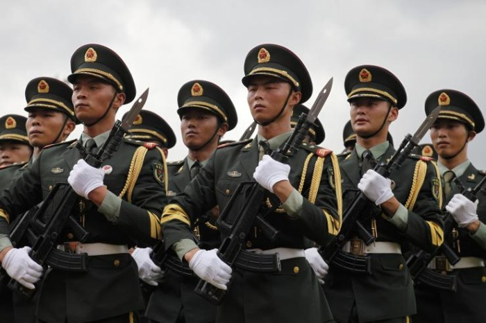 Chinese Government DEMANDS That U.S. Citizens Be DISARMED