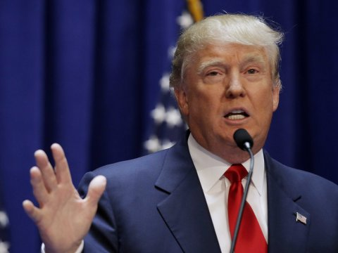 "Donald Trump Responds To Criticism Over Banning Muslims From US: ""I DON'T CARE!"" (Video)"