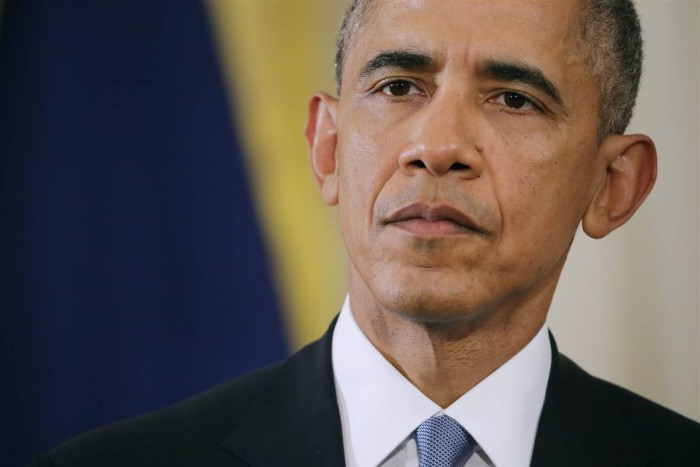 Obama Won't Rule Out Workplace Violence In San Bernardino (Video)