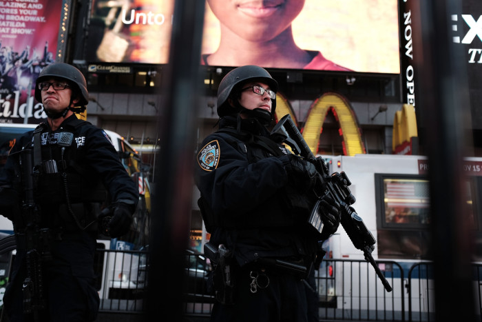 BREAKING:  New York City Has Received 'Credible' Threat