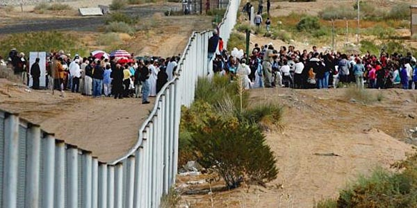 Congress Provides $1.6B To Resettle Illegal Immigrants Arriving At border Through 2018