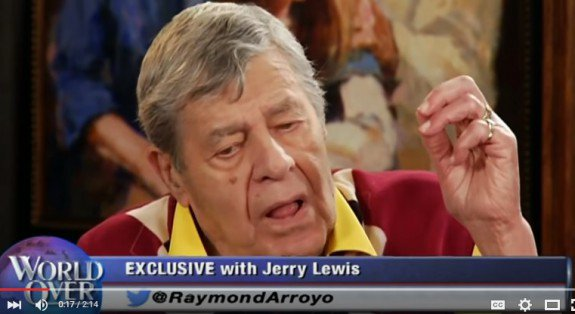 Iconic Comedian Jerry Lewis Slams Obama – Praises Donald Trump (Video)