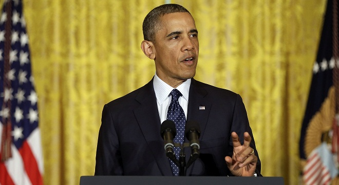 Obama: Change Gun Laws, Thoughts & Prayers Not Enough (Video)