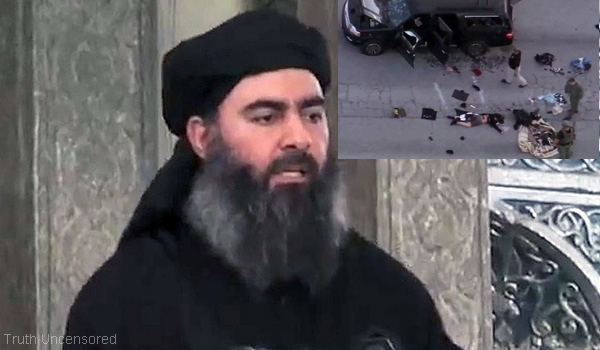California Massacre Shooter Pledged Allegiance To ISIS Leader Abu Bakr al-Baghdadi (Video)