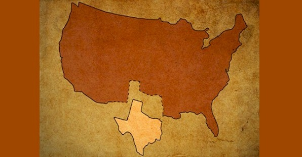 Texas Secession Resolution Passes GOP Committee