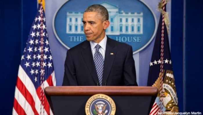 Obama Calls For Assault Weapon Ban After California Terrorist Attack
