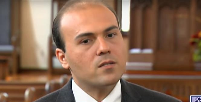 Pastor Saeed 'Heartbroken' To See What Iran Did to U.S. Marine (Video)
