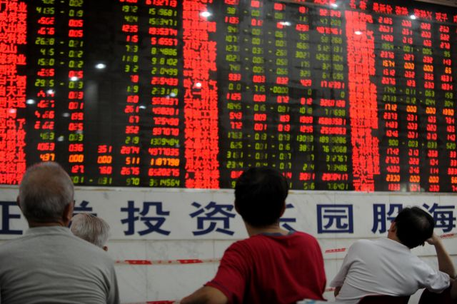 Better Watch Your 401K's: WORLD Markets In CHAOS As China HALTS Trading (Video)