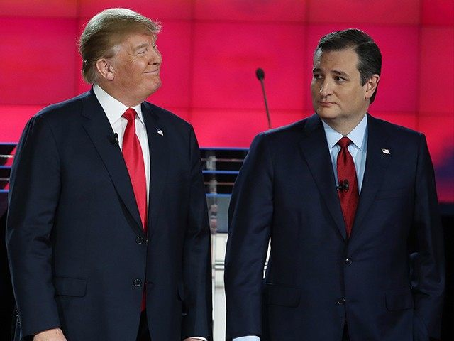 Cruz Goes On The Offensive – Suggests TRUMP Could Be DEMOCRAT (Video)