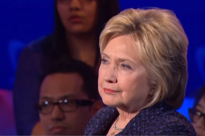 Hillary Clinton: 'WHITE Terrorism' And 'POLICE Violence' Are Just As Big A Threat As ISIS (Video)