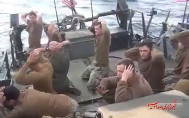 BREAKING:  Obama Admin LED IRAN Straight To Our Sailors (Video)