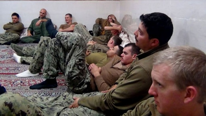 Iran Releases American Sailors After Standoff