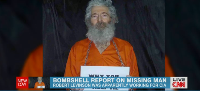 Robert Levinson's Family Slams White House For Not Including Him In Iran Hostage Deal (Video)