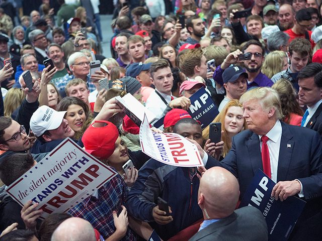 Donald Trump: Working Class HERO – Expands To 20-Point LEAD Among White Blue-Collars