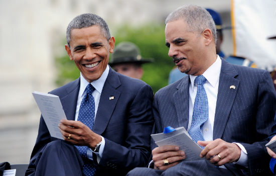 Federal Judge Rejects Obama's 'Executive Privilege' Over Fast And Furious Documents