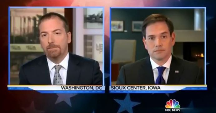 Marco Rubio: 'If I Am President, Illegal Migrants Can Stay In America' (Video)