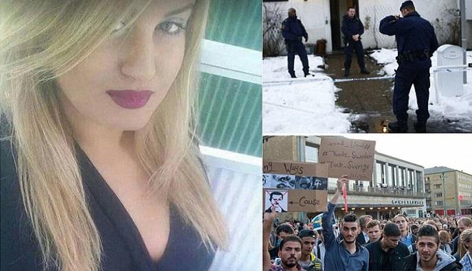 REFUGEE Murders Swedish Asylum Worker At Children's Center In 'Frenzied Attack'