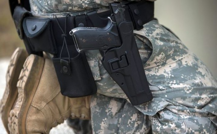 Air Force Reviews 'Guns On Bases' Policy Citing 2015 Shooting That Left 5 Dead