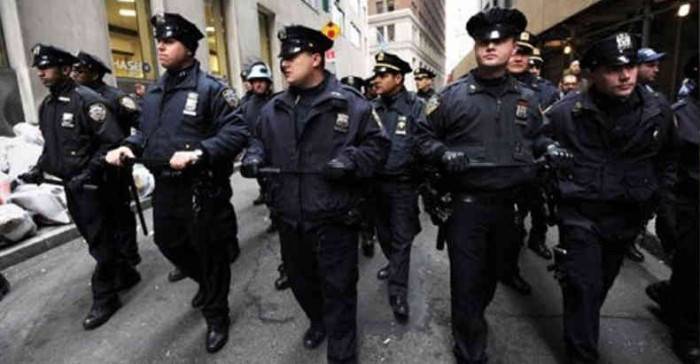 MARTIAL LAW Declared In New York City