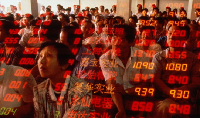 China Crash Will Trigger 'Financial Ice Age,' GLOBAL Economic DEPRESSION