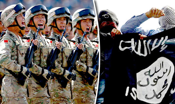Pentagon Stunned As THOUSANDS Of Chinese Troops Enter ISIS War (Video)