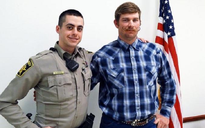 Officials: Gun-toting Veteran Saves Life Of Bastrop Deputy (Video)