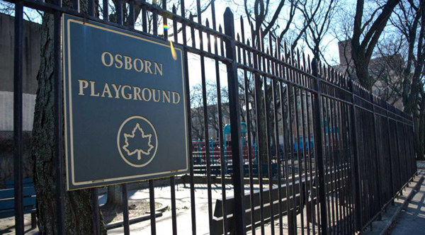 Teen Girl Gang Raped At NY Playground While Father Forced Away At Gunpoint