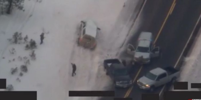 *UPDATED* WATCH LaVoy Footage When He Was Killed…Why Did He LOWER His Arms?