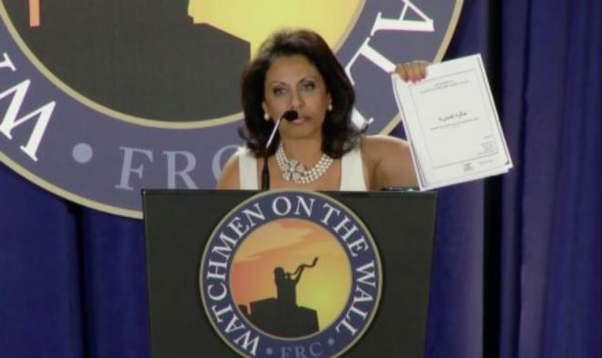 WATCH Brigitte Gabriel Reveal The Muslim Brotherhood Plan For The DESTRUCTION Of America