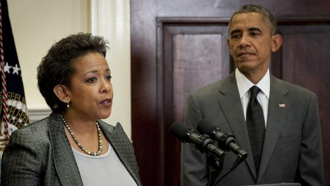 U.S. Attorney General Lynch To 'INSTITUTIONALIZE' Obama's Gun Laws