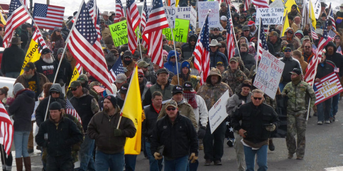 "Day Before LaVoy Murdered: ""Feds Becoming Hostile, Drones Overhead – Guns Drawn"" (Video)"