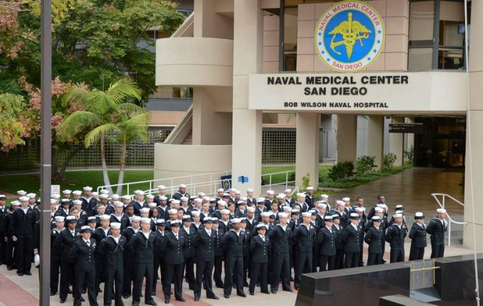 BREAKING:  Shooter Reported At Naval Medical Center San Diego