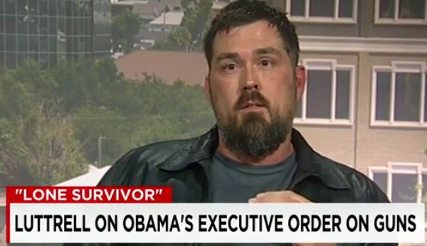 Watch 'Lone Survivor' Marcus Luttrell's SHOCKING Statement About Obama's Background Checks