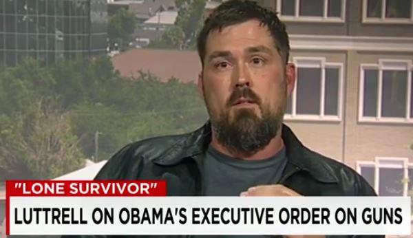 Watch 'Lone Survivor' Marcus Luttrell's SHOCKING Statement About Obama's Background Checks