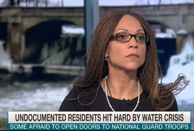 Melissa Harris-Perry Compared Illegal Immigrant Deportation To Fugitive Slave Laws