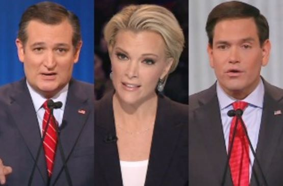 Megyn Kelly DEMOLISHES Ted Cruz And Marco Rubio