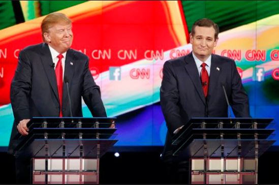 Cruz Super PACs Offer $1.5 M. For Veterans If Trump Debates Him One-on-One In Iowa