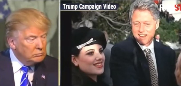 Watch Trump: 'I Don't Feel Sorry for Hillary' – 'She TERRORIZED Bill's Victims'