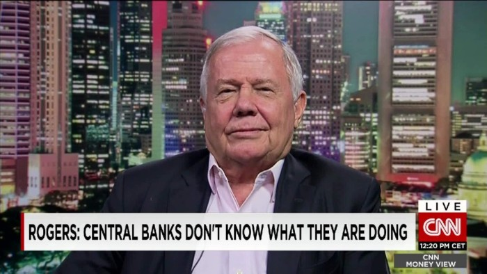 Jim Rodgers Warns Financial Armageddon Just Around The Corner (Video)